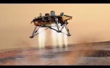 [InSight] Atterrissage de #SEISsurMars (trailer)