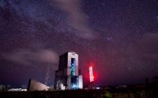 Le pas de tir Ariane 6 sous les étoiles