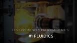 Les expériences Proxima - CNES : #1 Fluidics
