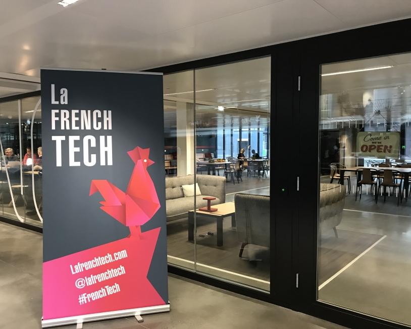 Le CNES présent à la Station F en partenariat avec la French Tech